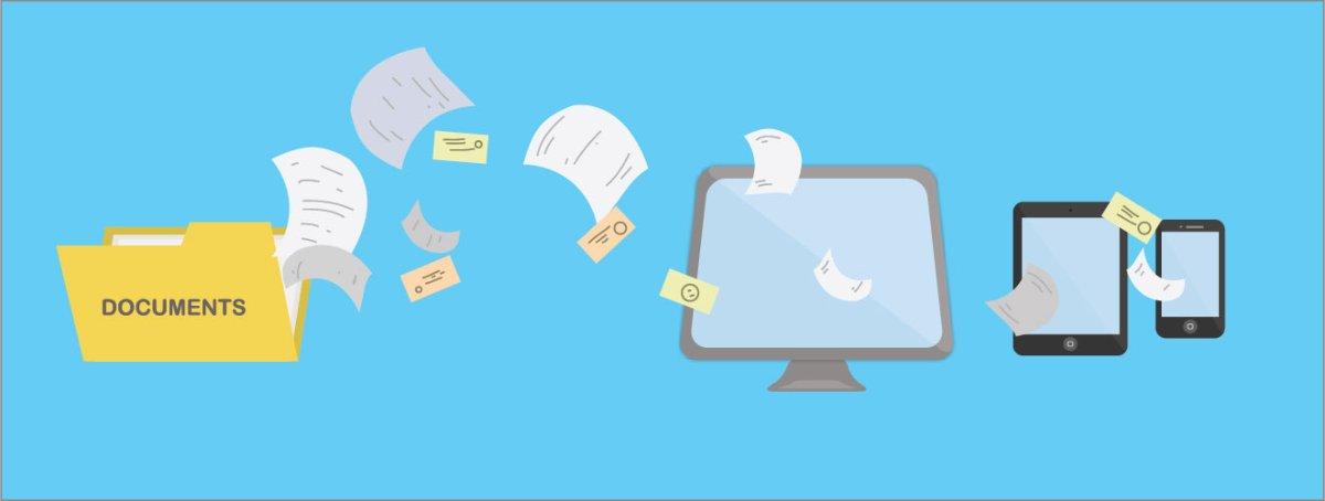 paperless - Bagaimana Perusahaan Bergerak ke Arah Digitalisasi