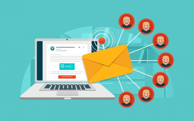 email - Alasan Mengapa Tidak Ada yang Merespon Email Marketing Anda